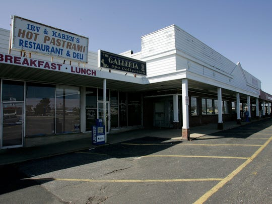 The A&P was located here, which was then home to Victory Diner and now a Wawa.