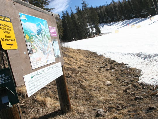Arizona Snowbowl ski resort's use of reclaimed wastewater
