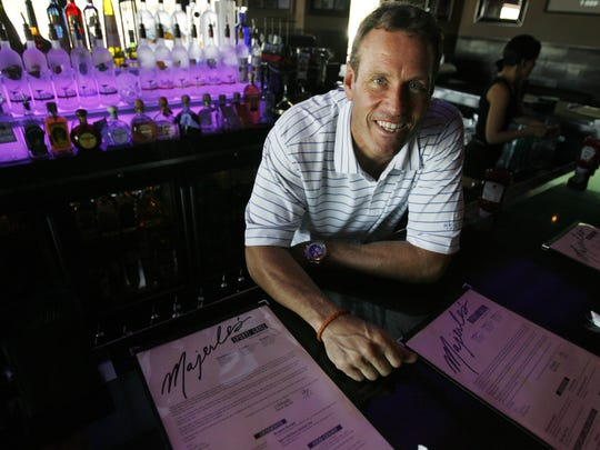 Former Phoenix Suns player Dan Majerle opened his eponymous sports bar in 1992.