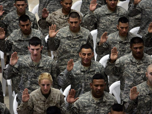 army may have to dismiss soldiers as it cuts 40 000 from ranks