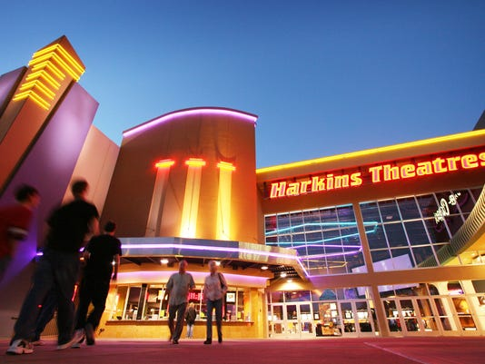 Harkins Scottsdale 101 Luxury Cinemas