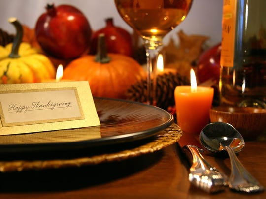 Thanksgiving is a time to enjoy home and family, wherever they may be.