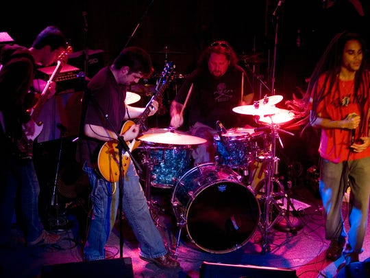 Fat Daddy Has Been performing at The Note in West Chester, Pa., in 2009. The band will reunite for a show Dec. 26 at Newark's Deer Park Tavern.