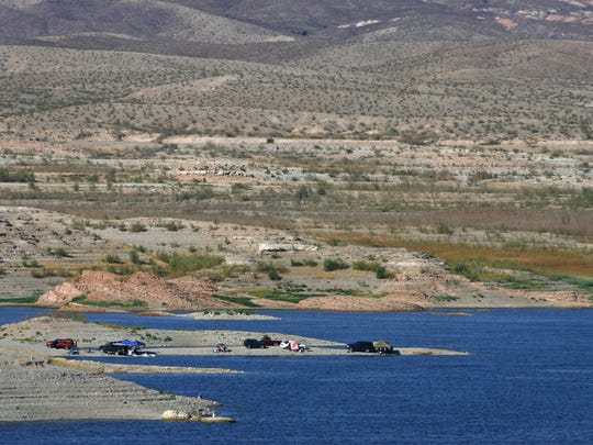 Lake Mead National Recreation Area Saturday, August