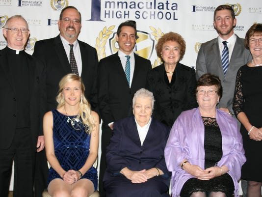 Immaculata High School Hall of Fame