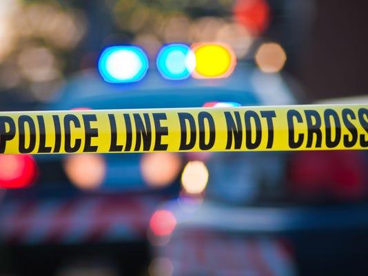 #stockphoto - police crime scene