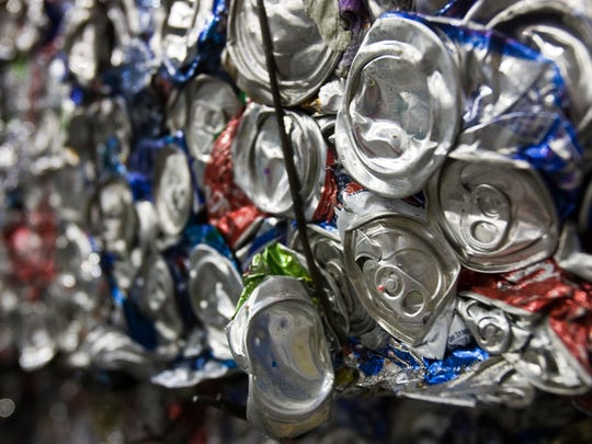 Officials said the aim of the new recycling-rewards program is to change Phoenix residents' behavior. The city lags many other municipalities and the national average in recycling rates, but leaders have set an ambitious goal to divert 40 percent of its trash from the landfill by 2020.