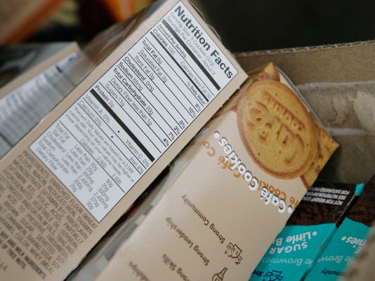 #filephoto Girl Scout Cookies