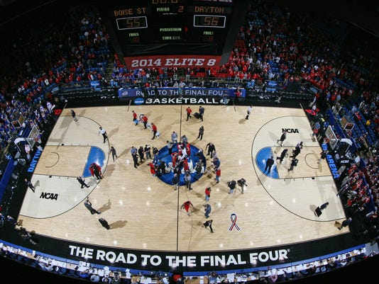 NCAA Basketball: NCAA Tournament-First Round-Boise State vs Dayton
