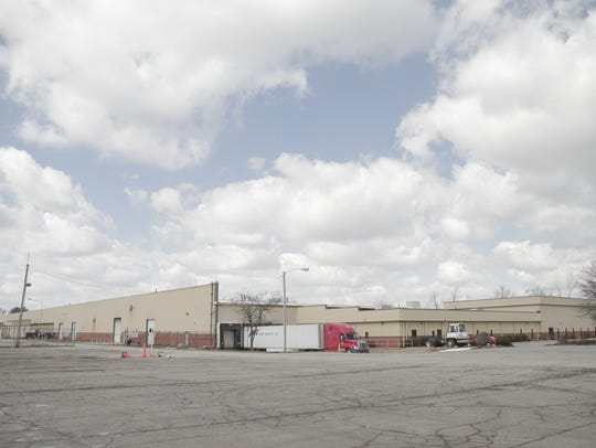 A 285,000 square foot building in Galion is owned by