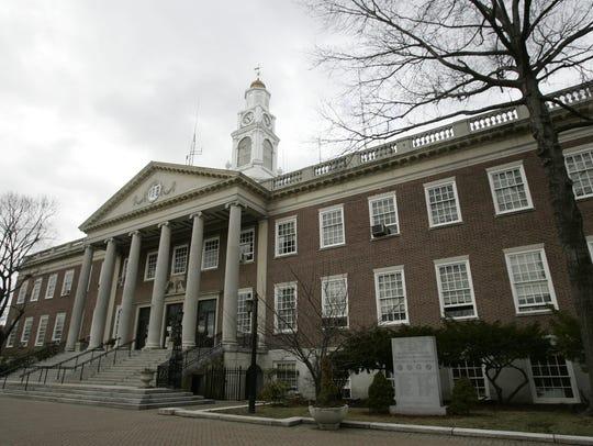 Mount Vernon City Hall.
