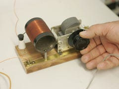 Ask Clay: A crystal radio let you listen to the world (at least part of it)