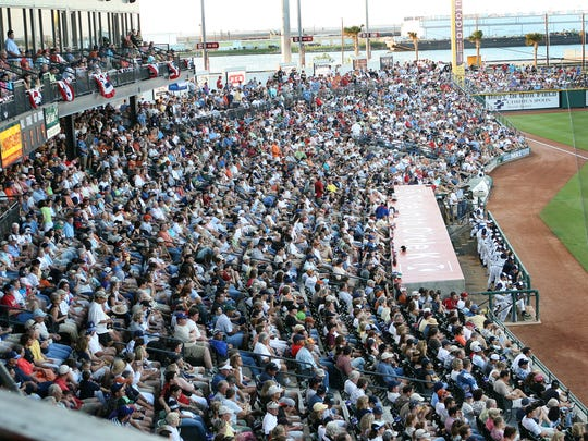 Whataburger Field and the Corpus Christi Hooks will host a special Father's Day Faith and Family Night on Sunday, June 18, 2017.