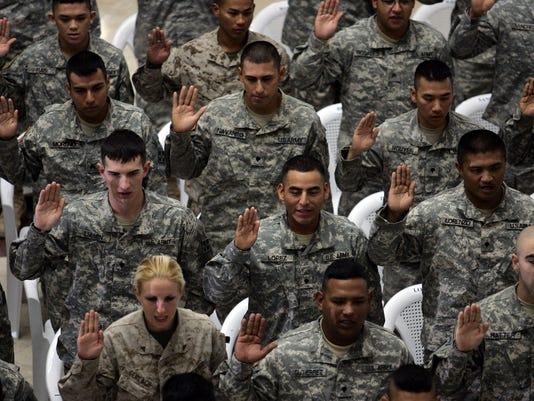 AFP IRAQ-US-NATURALIZATION I CFG IRQ -