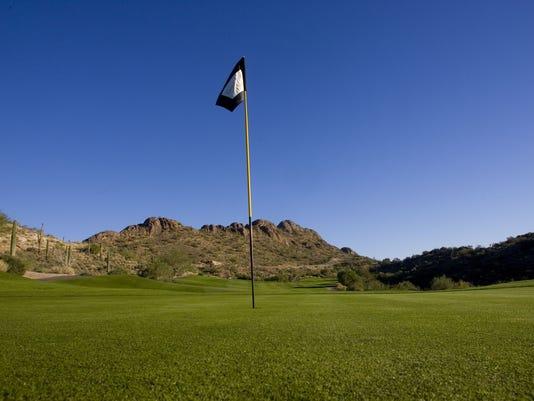 129108 Gold Canyon Golf Dinosaur Mountain Course