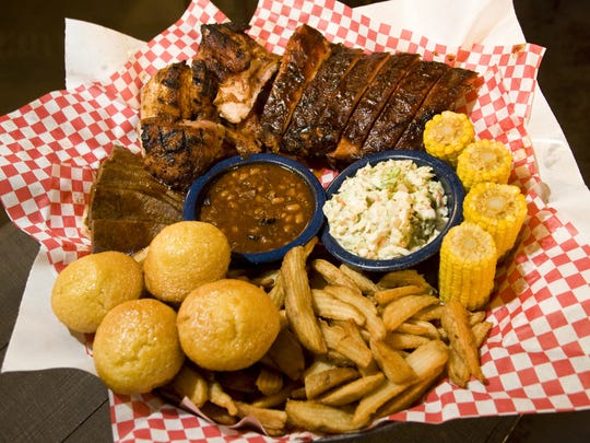 All-American BBQ Feast from Famous Dave's offers a