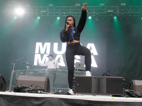Producer Mura Masa's debut album this year is perfect