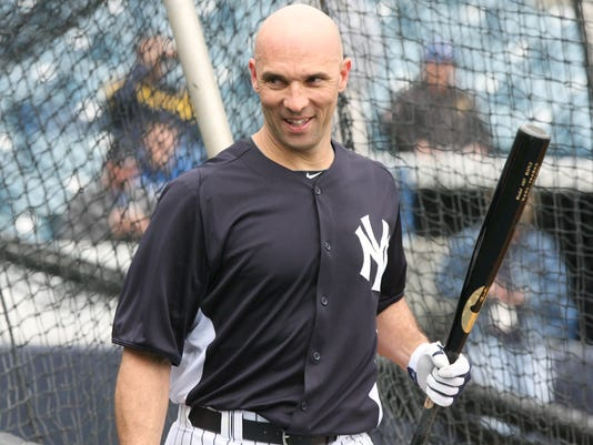 NY Yankees Spring Training 2012 -- The Yankees have a full squad workout during Spring Training.