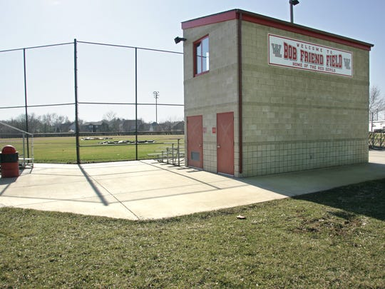 Bob Friend Field, home for West Lafayette High School