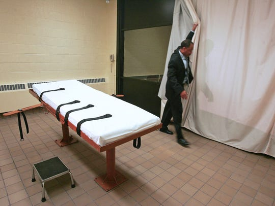 Eric Branch was executed Thursday in Florida.