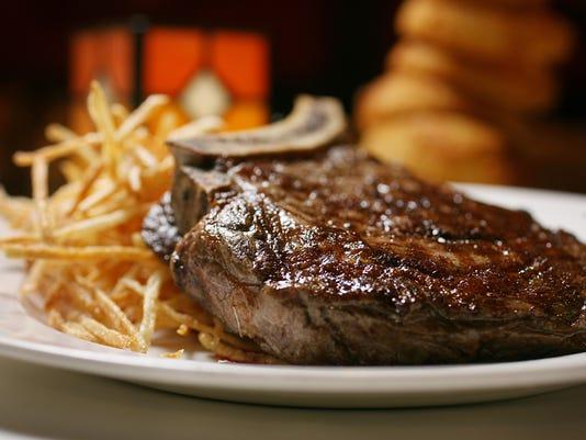 The Park Steakhouse Cowboy Steak