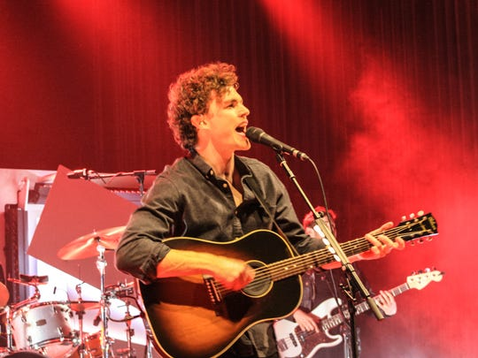 Vance Joy performs at the Plaza Theatre April 24.