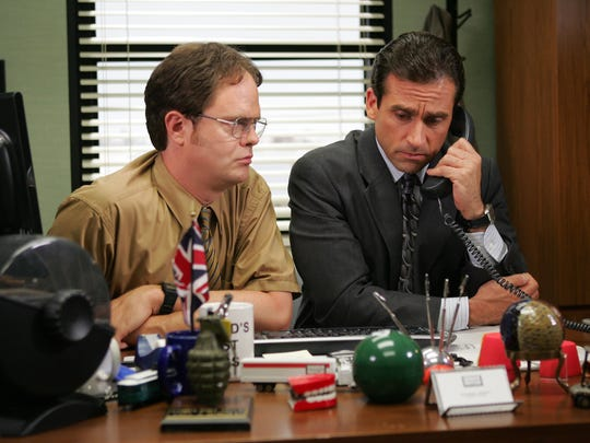 """The Office"" ran for nine seasons on NBC. The series finale aired in May 2013."