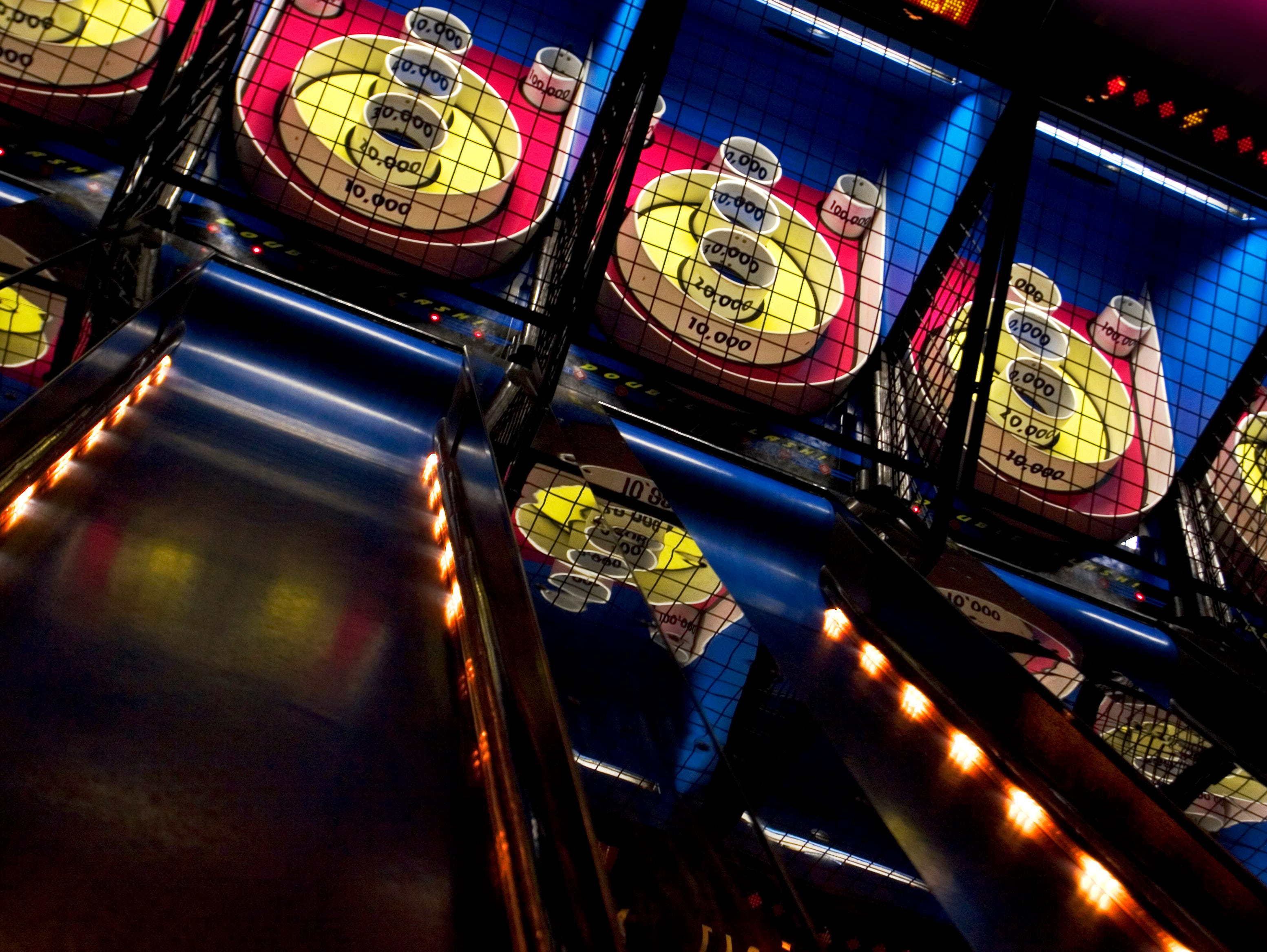 Buy a $10 Gameworks Game Card and get a $10 Game Card FREE.