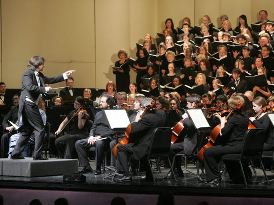 Go to an Acadiana Symphony Orchestra show.