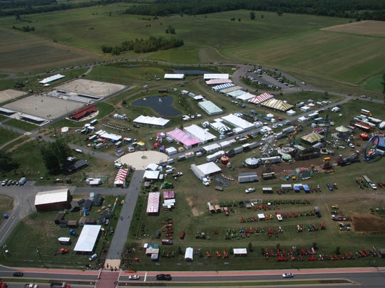 An Italian festival is  coming in September to the 65-acre Burlington County Fairgrounds in Springfield