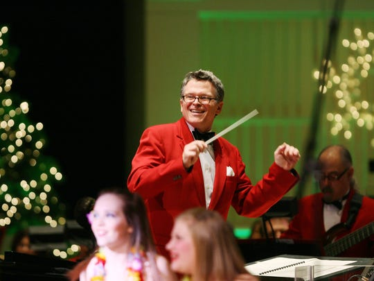 John Morris Russell will lead his first tour with the Pops to Florida in December