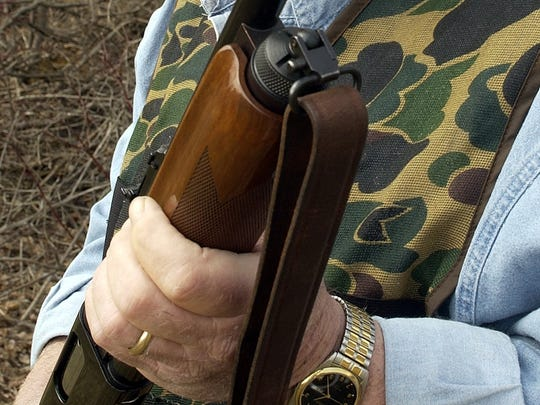 Weapons used for hunting in permitted areas and seasons are still allowed, but state officials have developed emergency regulations in light of a recent state Supreme Court ruling nixing a decades-old ban on other firearms in state parks and forests.