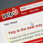 A recent study found that about 16 percent of reviews on websites like Yelp are phonies.
