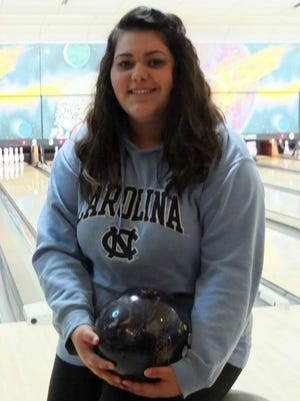 Chloe Polcen is girls Junior Bowler of the Year.