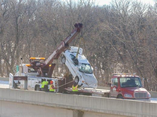 Officials: Death of Iowa woman found near creek an accident