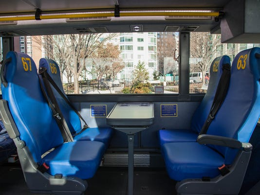 Megabus adds reserved seating -- for a fee