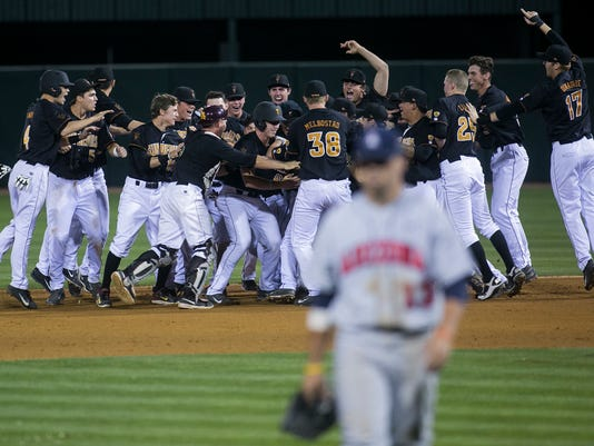 ASU takes on UA for weekend opener