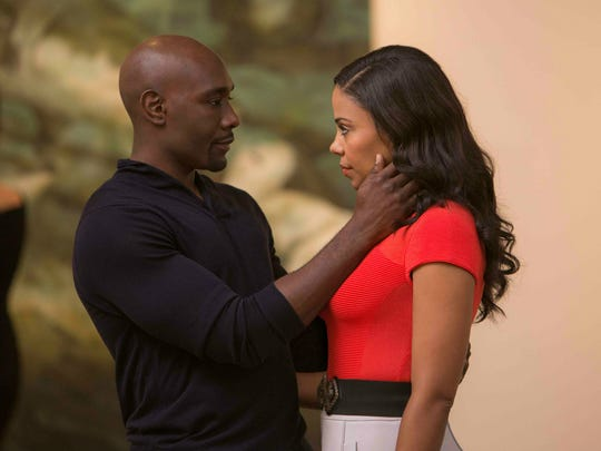 Sanaa Lathan's Leah ends up back in the arms of her
