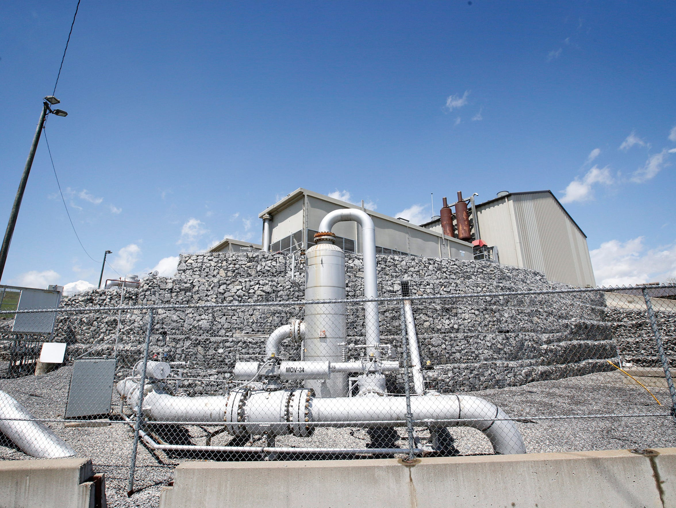 Crestwood is looking to expand by storing gas in underground