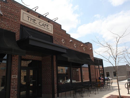 The Cafe in Ames