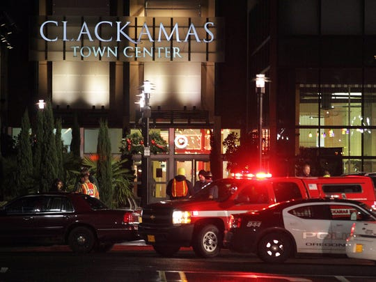 A shooting at Clackamas Town Center has left three people sea, including the shooter, according to authorities.