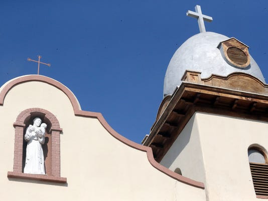 YSLETA MISSION 3