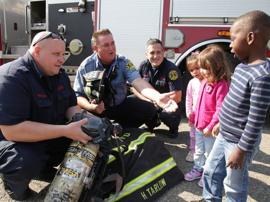 Health and Safety Day at Middlesex County College brought