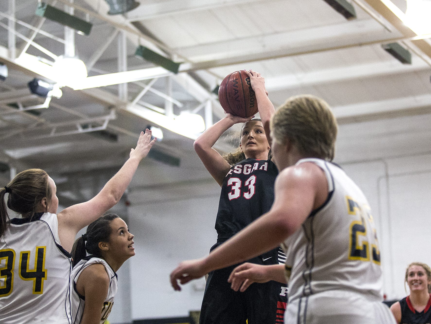 Pisgah's Brooklyn Allen has committed to play college basketball for Appalachian State.