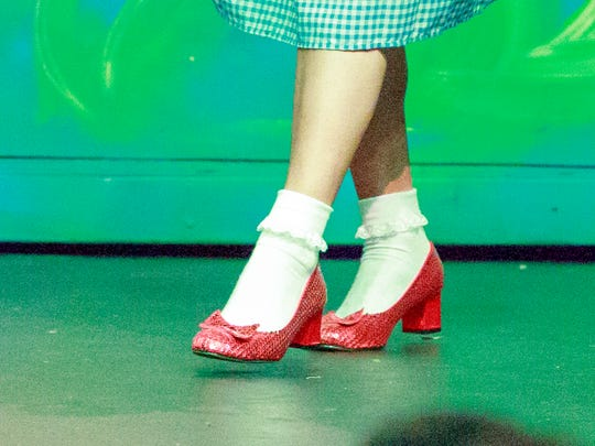 Go see the 'Wizard of Oz.'