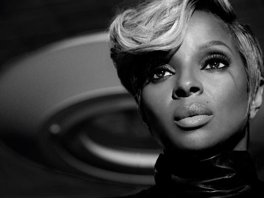 Mary J. Blige headshot