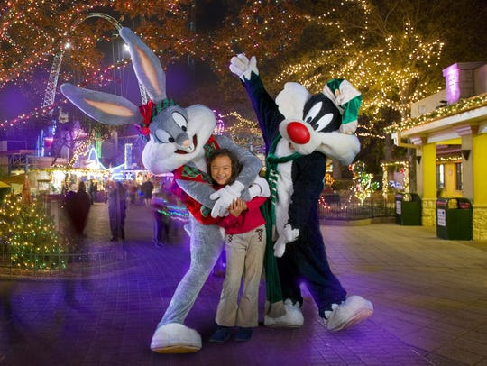 "Six Flags Great Adventure will offer a ""Holiday in"