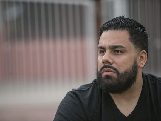 Eddie Martinez. Phoenix, October 2015.