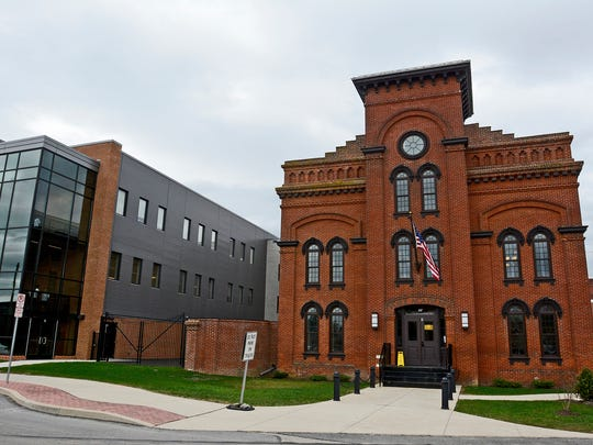 The York Academy Regional Charter School at 32 W. North St. in York City. (John A. Pavoncello - jpavoncello@yorkdispatch.com)