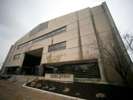River Block Building